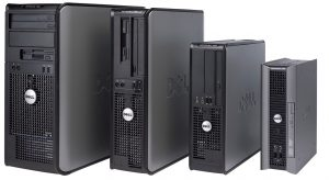 dell optiplex 760t Dell Optiplex 760T Core2QuadQ8400 2.66 MHz ,4GB DDR3,160GB HDD,DVD-rw 7245