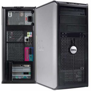 dell optiplex 760t Dell Optiplex 760T Core2QuadQ8400 2.66 MHz ,4GB DDR3,160GB HDD,DVD-rw DELL-OPTIPLEX-760-04-500x500-300x300