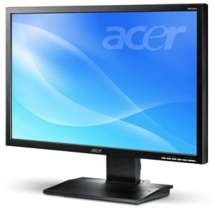 acer-b223w-front1 acer b223w Monitor LCD ACER B223W, 22 inch, 1680 x 1050 wide , boxe integrate acer-b223w-front1-300x292 calculatoare second hand, monitoare second hand, componente pc second hand Calculatoare Second Hand, Monitoare Second Hand, Componente PC Second Hand – Foxhall acer-b223w-front1-300x292