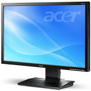 acer b223w Monitor LCD ACER B223W, 22 inch, 1680 x 1050 wide , boxe integrate acer-b223w-front1-300x300