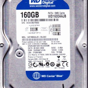 hard disk second hand Hard Disk Second Hand 160 GB de 3.5 inch SATA Western Digital image_006_2010-09-03_2-300x300