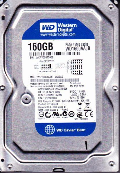 hard disk second hand Hard Disk Second Hand 160 GB de 3.5 inch SATA Western Digital image_006_2010-09-03_2-416x600