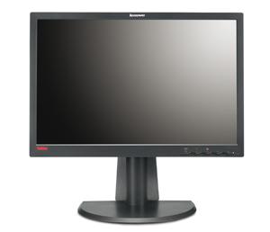 Lenovo L200pw Monitor Sh Lenovo L200pw, LCD, 20.1 inch, 5 ms, 1600×1050, VGA, DVI, 16.7 milioane de culori, Grad A- 0804-monitory-02